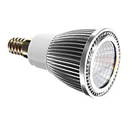5W E14 Focos LED COB 50-400 lm Blanco Cálido Regulable AC 100-240 V