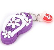 TX2 2GB Slippers  USB 2.0 Flash Drive