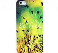 Vintage Bird & Tree Hard Case for iPhone 4/4S