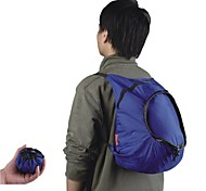 Outdoor Sports Portable Water Resistant Nylon Shoulder Bag Esay Backpack -Blue (16L)