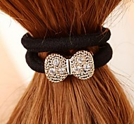 Bow Bowknot Hair Ties Jewelry