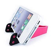 Foldable Universal Travel Smart Phone and Tablet Stand Cradle Holder for iPhone5/5S/6 and Samsung