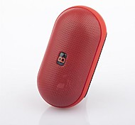 V3.0 Wireless Bluetooth Speaker / FM Radio / TF / Microphone (Assorted Colors)