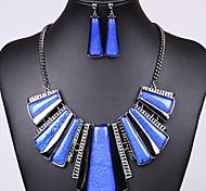 Clássico colorido Silicone Liga (colares e brincos) Conjuntos & Gemstone Venda Quente (Mais Cor)