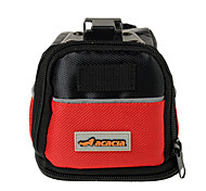 ACACIA® 1680D Red Extensible Bike Saddle Bag