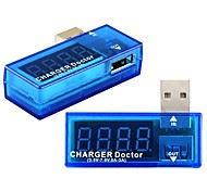 USB Charging Current & Voltage Tester