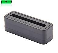 carga de la batería de escritorio temei dock cradle micro usb para Samsung Galaxy Note N7100 2