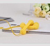 New KIDA KD-177  Fashion Stereo Music/Mic Earphone In-Ear Earphone for All Smartphone