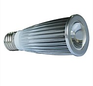 9W E26/E27 LED Spotlight 1 COB 800LM lm Cool White AC 100-240 V
