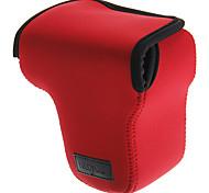 buceo profesional bolsa de revestimiento de material bh-nexl para sony NEX7 nex6 lente 18-55mm