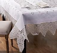 bordar toalha de mesa artesanal toalha branca