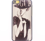 VOGUE Design Aluminium Hard Case for iPhone 5C
