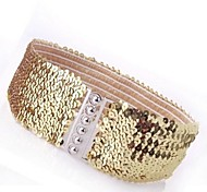 Women Wide Belt , Casual Others