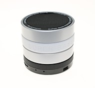 Hi-Fi Camera Lens Hands-Free Mini Wireless Bluetooth Speaker with TF MIC For Samsung Phones (4GB TF Card Free Gift)
