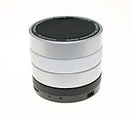 oi-fi lente da câmera mãos-livres bluetooth mini alto-falante sem fio com microfone tf para samsung telefones (dom gratuito cartão de 4GB tf)