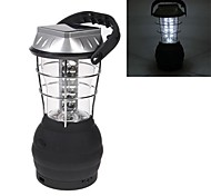 36-LED Lights Hand Crank Solar Lantern Camping Lamp