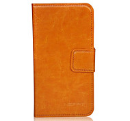 Neppt Flip Leather Case for Lenovo S750(Assorted Colors)