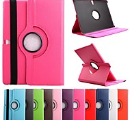 360° Degree Rotating PU Leather Case with Stand for Samsung Galaxy Tab S 10.5 T800