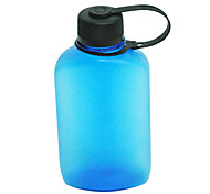 HYDRAKNIGHT 450ML Blue PCTG Square Cycling Water Bottle