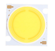 20W COB 1800-1900LM 4500K Chip Natural White Light LED (30-34V, 600uA)