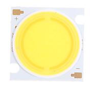 20W COB 1800-1900LM 4500K naturel White Light puce LED (30-34V, 600uA)