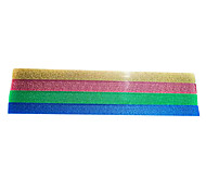 Fancy Acrylic Silk Cloth Mahjong Ruler
