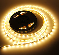 5M 90W 60x5730SMD 7000-8000LM 3000-3500K Warm White Light LED Strip Light (DC12V)