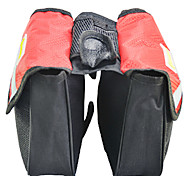 Bike Frame Bag / Cycle Bag Cycling/Bike Red / Black