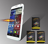 Angibabe abcd321 0.26mm 2.5D Premium Tempered  Screen Protector Film for Motorola Moto X