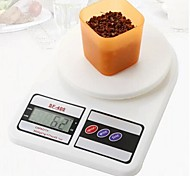 Mini Plastic Kitchen Electronic Scales