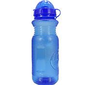 ZUTROL 500ml Gray Plastic Mountain Bike Water Bottle