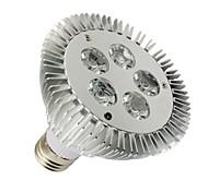 Luces PAR LOHAS PAR30 E26/E27 5 W 5 LED de Alta Potencia 430-480 LM Blanco Fresco AC 100-240 V