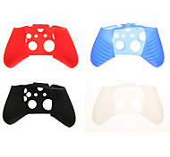 4pcs Protective Silicone Skin Case for XBOX ONE Controller