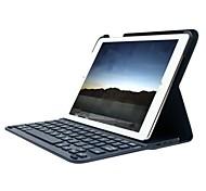X600 Bluetooth V3.0 60-Key Keyboard PU Leather Case for iPad Air