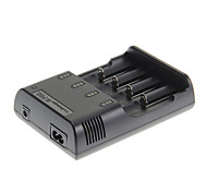 Jet Beam I4 Battery Charger for 26650/22650/18650/17670/18490/17500/17335/16340/14500/10440