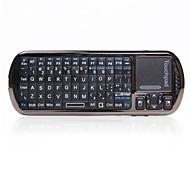IPazzPort кп-810-18r 5 в 1 мини беспроводной ИК-пульт дистанционного клавиатуры и мыши тачпада с режимом 2 обучения