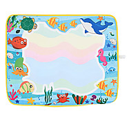 Letu Toys Doodle Water Canvac With Sea Animal