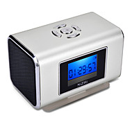 NiZHi TT-6 Portable Mini Speaker MP3 Player with MicroSD USB Port