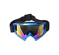 High Quality UV Protection Folding Safety Goggles Glasses with Elastic Strap