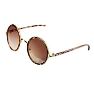 Unisex Steampunk Vintage Excellent Quality Round Sunglasses Outdoor Sunglasses