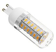Luminária de Pin-Duplo G9 6 W 420 LM 3000 K Branco Quente 42 SMD 5730 AC 220-240 V