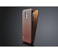 Fashion® Flip Tasche aus echtem Leder für Samsung Galaxy i9600 s5