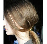 défilé de mode alliage accessoires liens de cheveux de cheveux européens couleur aléatoire
