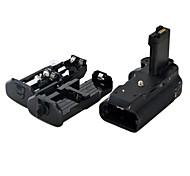 Meike MK-450D BG-E5 BP-500D Batteriegriff für Canon 450D Rebel XSI Kuss X2 500D Rebel T1i Kuss X3 1000D Rebel XS Kuss F