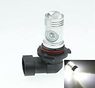 9005 hb3 p20d Cree XP-E LED 20w 1300-1600lm 6500-7500k AC / DC 12 V-24 Nebel weiß - silber schwarz