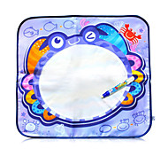 72*63*1cm Children's Crab Pattern Aquadoodle with Drawing Board Novelty Toys