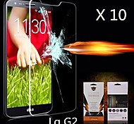 Ultimate Shock Absorption Screen Protector for LG G2 (10PCS)