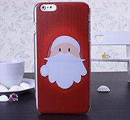 Merry Christmas Series Plastic Hard Cover for iPhone 6 Plus