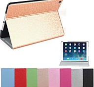 Diamond Look PU Leather Full Body Case with Stand for iPad Air(Assorted Colors)