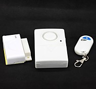 812 Magnetic Door Security Alarm(White)